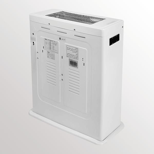 نمای پشتی بخاری برقی QH-2800