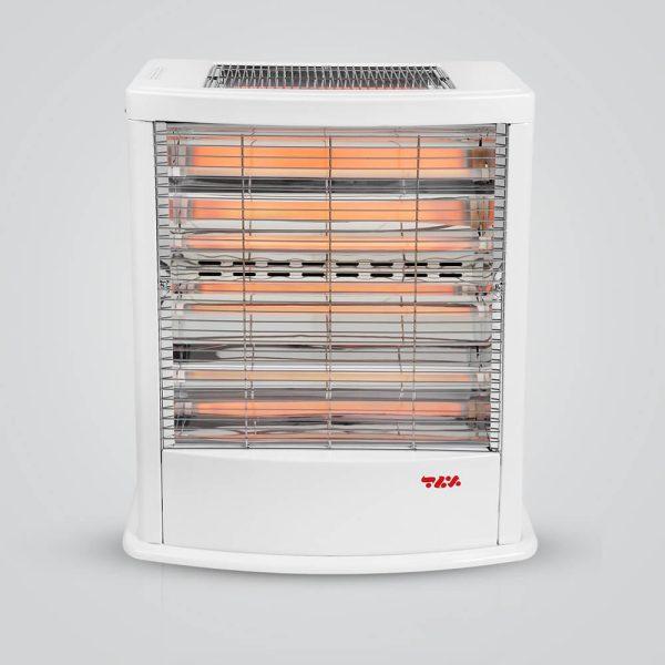 بخاری برقی فن دار مدل QH-2800