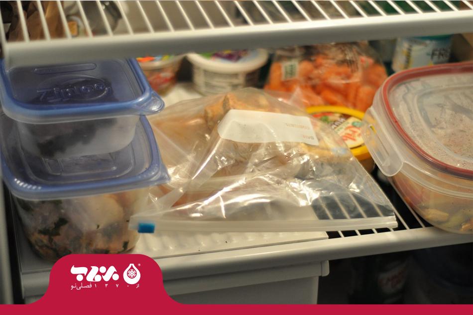 تمیز کردن کپک یخچال