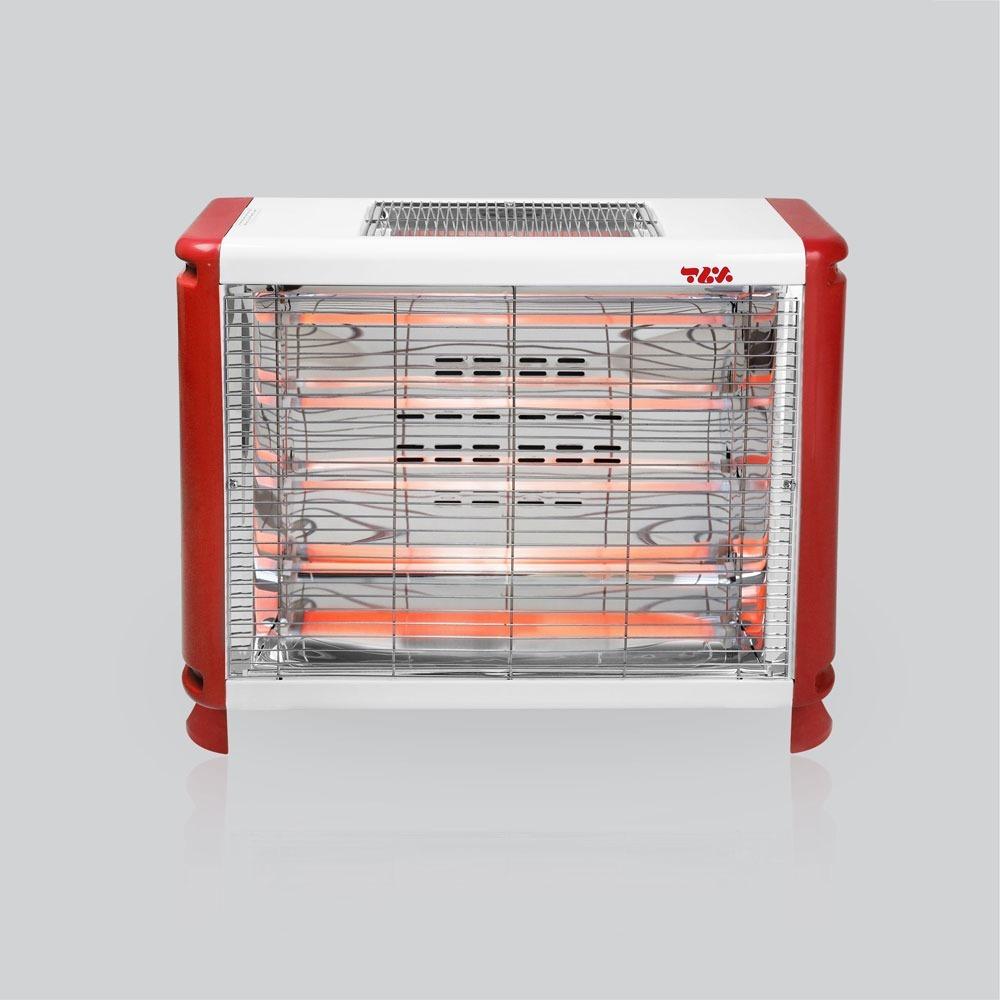 بخاری برقی فن دار مدل QH-3000